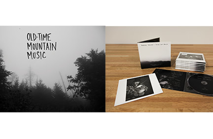 Black Friday Bundle Sale NMAS002: Old Time Mountain Music and Other Songs  and NMAS003: Thornton Spencer, Things Left Behind